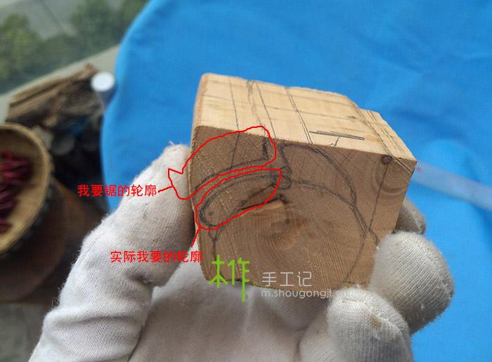 【木雕教程】卡通木马,
