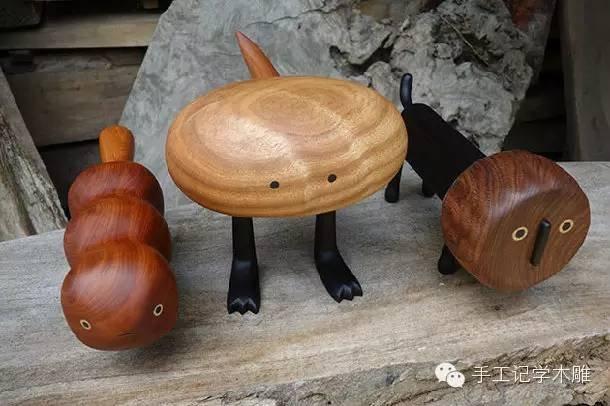 阎瑞麟-手工记木