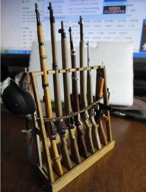 【木作欣赏】边角料做的杀人武器-手工记木