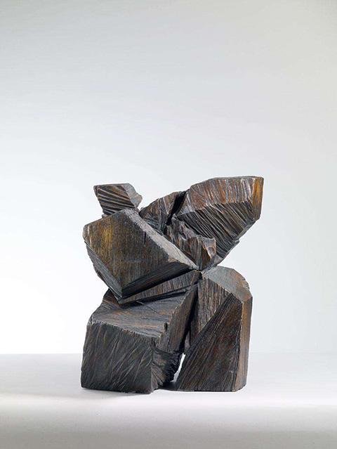 【木作欣赏】太极系列雕塑-以意塑性:朱铭
